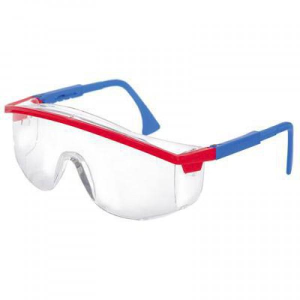 Очки РОСОМЗЗащитные очки<br>Тип очков: открытые, Цвет: прозрачный, Материал: поликарбоната<br>