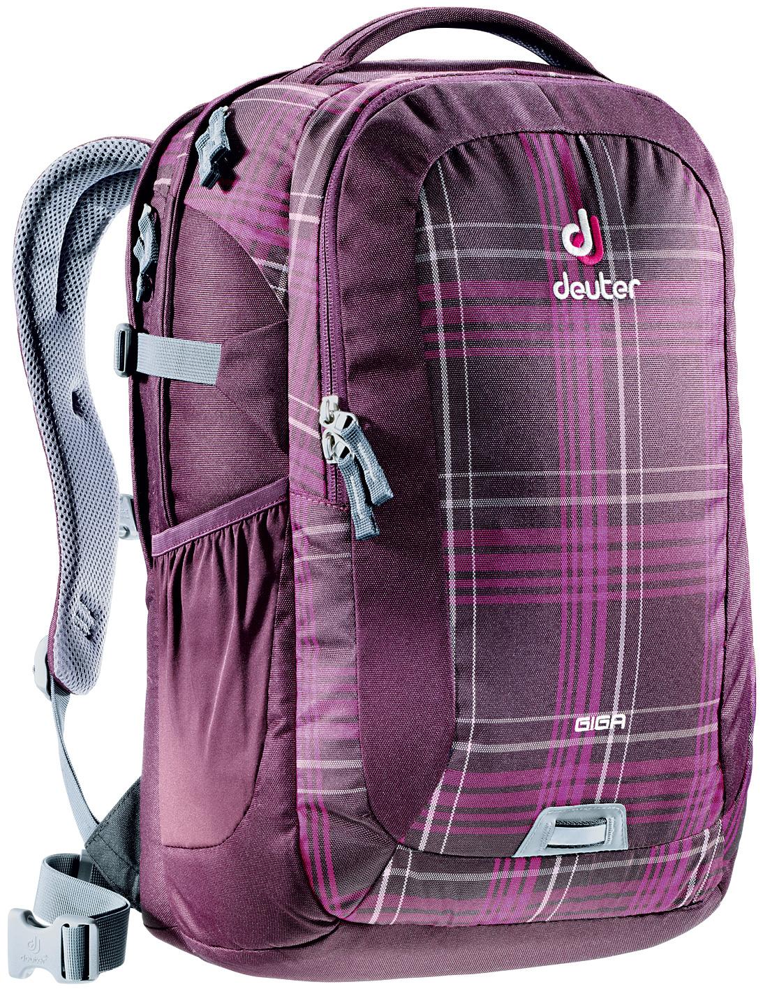 Рюкзак DeuterРюкзаки<br>Назначение рюкзака: туристический, Тип конструкции: анатомический, Тип: рюкзак, Объем: 31, Число лямок: 2, Вес нетто: 1.35, Высота: 470, Ширина: 350, Толщина: 260, Материал: полиэстер, Цвет: фиолетовый, Боковые карманы: есть<br>