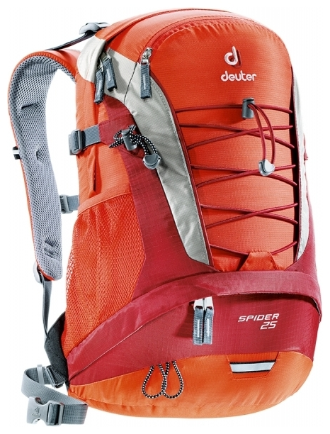 ������ Deuter 2015 daypacks spider 25 papaya-lava