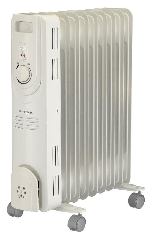 Радиатор Supra Ors-09-s2 white