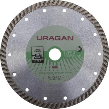 Круг алмазный URAGAN 909-12131-230