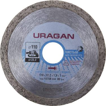 Круг алмазный URAGAN 909-12171-115