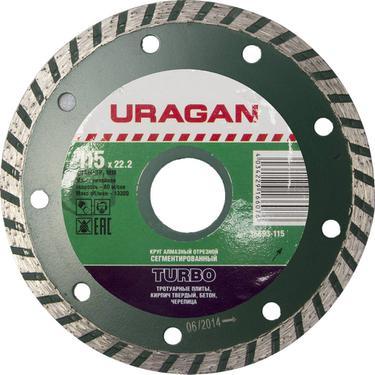 Круг алмазный URAGAN 36693-180