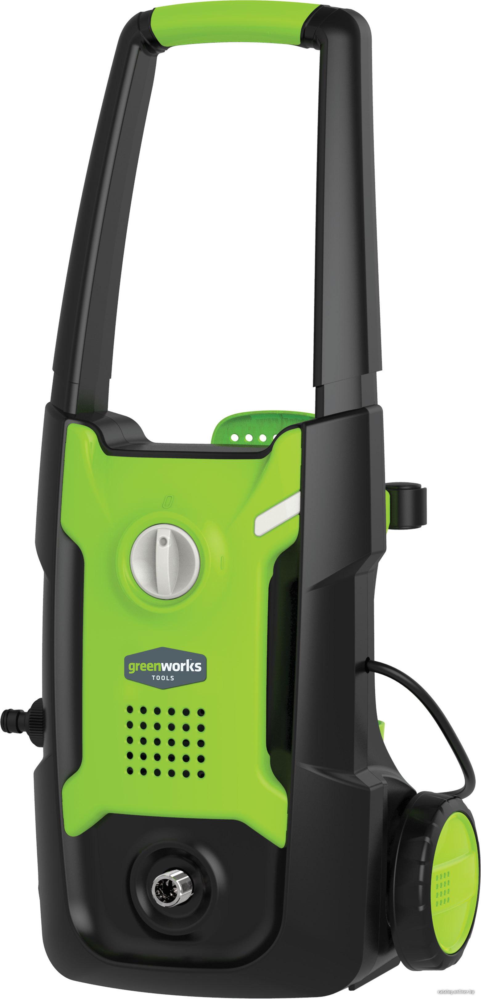 Мойка высокого давления Greenworks 5100107