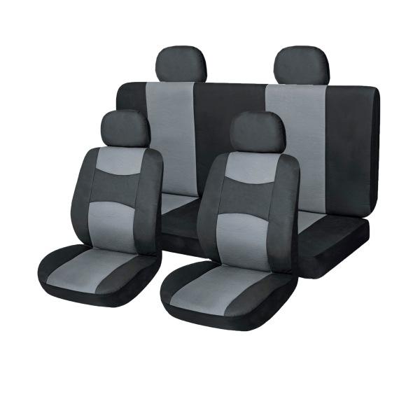 Чехол на сиденье Skyway Sw-101046 bk/gy s/s01301013