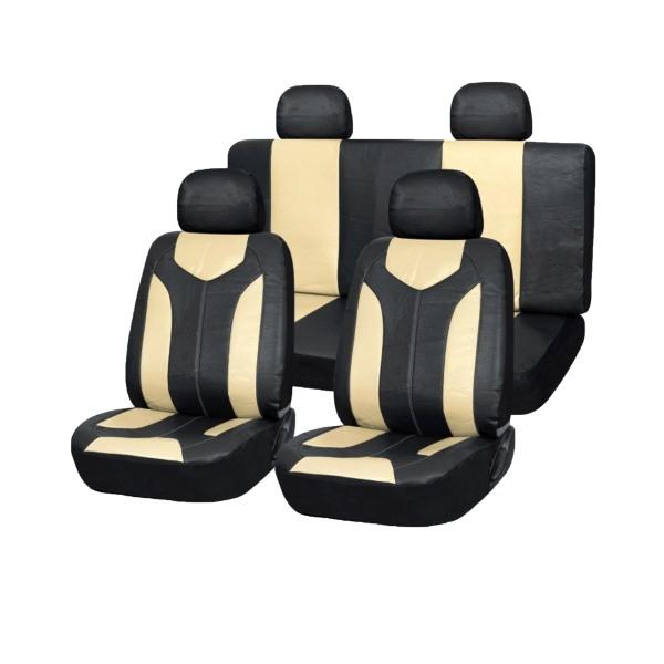 Чехол на сиденье Skyway Sw-121005 bk/be s/s01301010