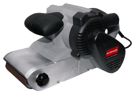 Машинка шлифовальная ленточная Интерскол Лшм-100/1200э
