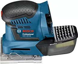 Машинка шлифовальная плоская (вибрационная) Bosch
