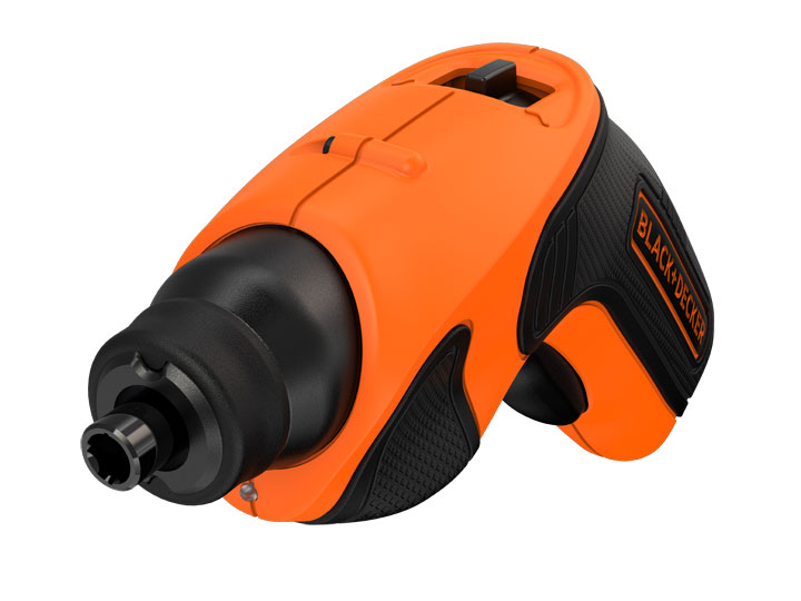 Винтоверт Black & decker Cs3651lc-xk