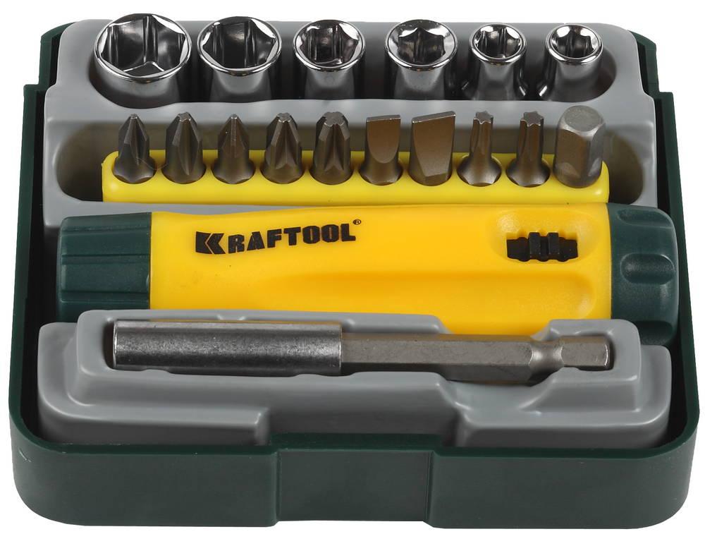 Набор Kraftool Expert 26143-h18
