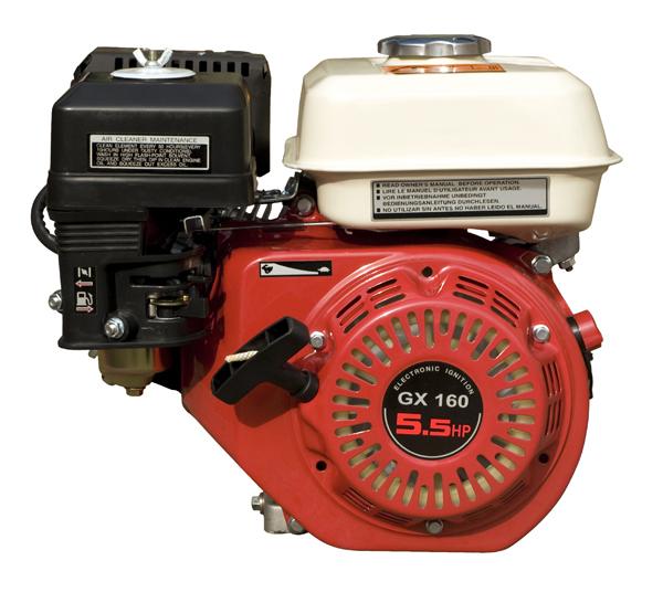 Двигатель Grost Gx 160 (s тип)