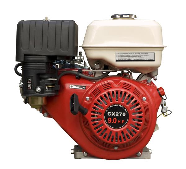 Двигатель Grost Gx 270 (v тип конус)