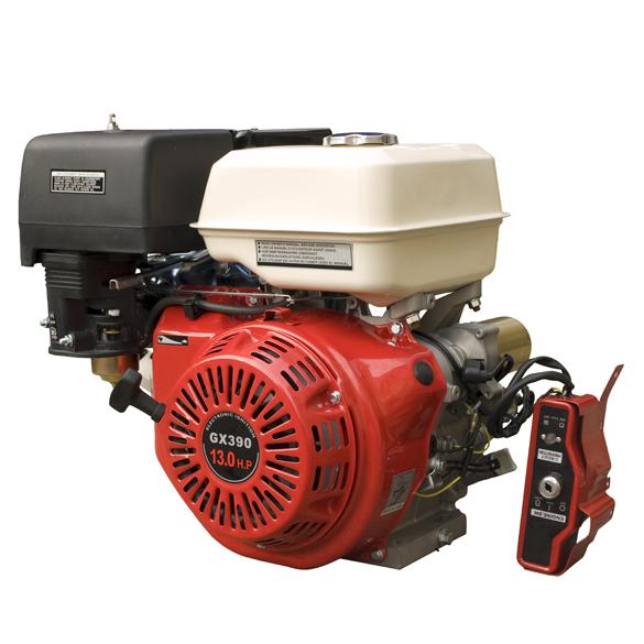 Двигатель Grost Gx 390 e (v тип)