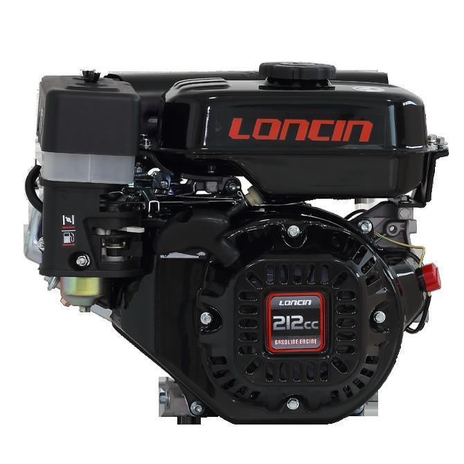 Двигатель Loncin