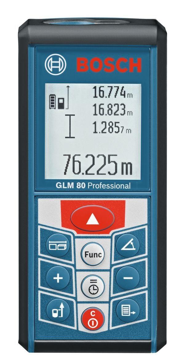 Фото 3/3 GLM 80 Professional, Дальномер-уклономер лазерный, 80м