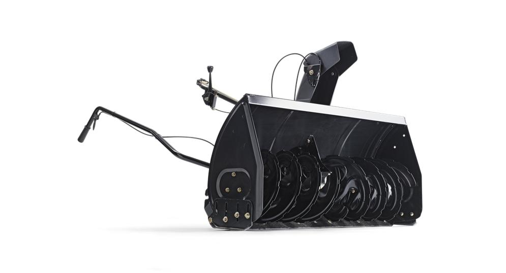 Снегоотбрасыватель двухступенчатый HusqvarnaНавесное оборудование<br>Тип: снегоуборщик, Назначение: для райдера, Для оборудования марки: Husqvarna<br>