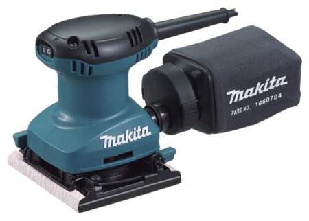 Машинка шлифовальная плоская (вибрационная) Makita