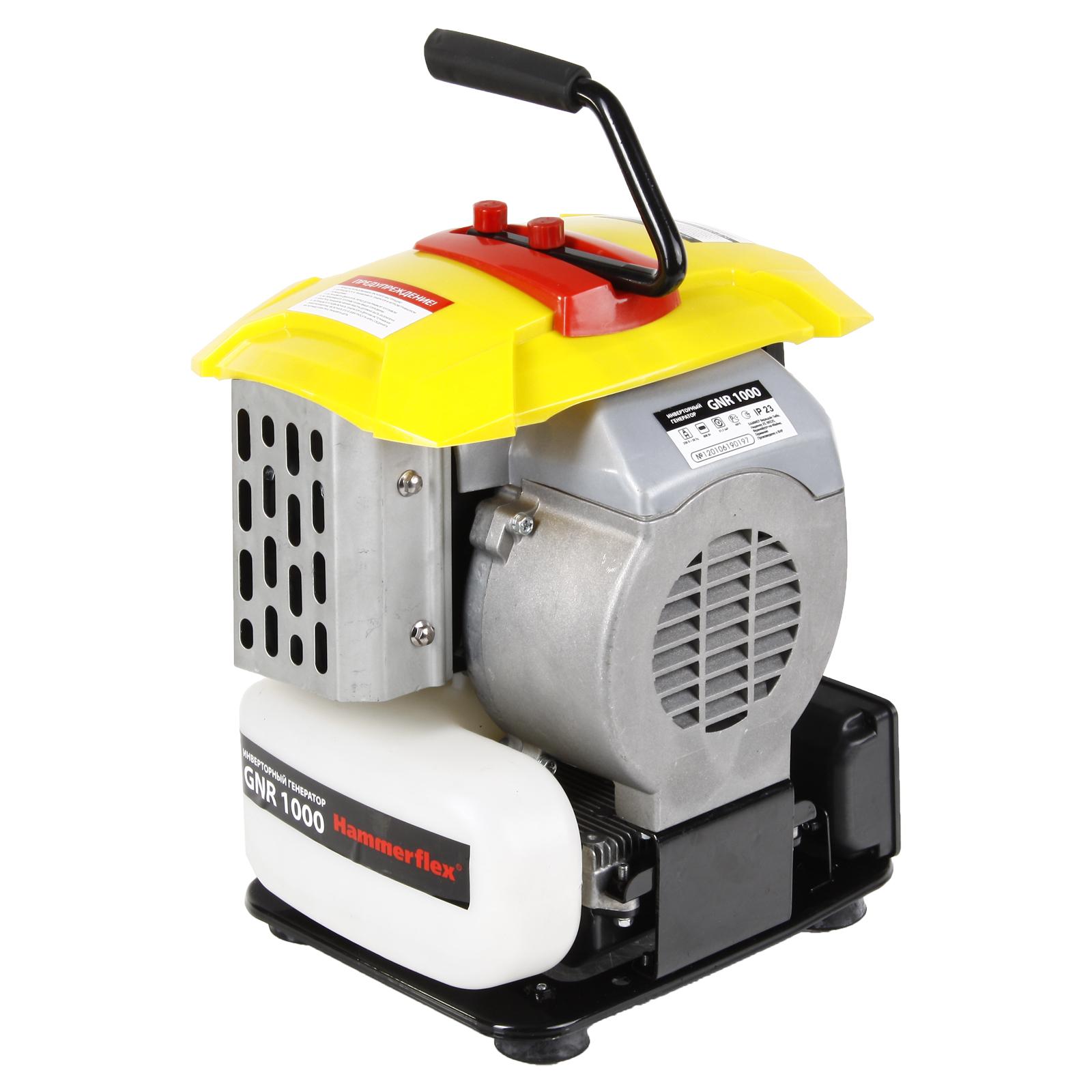 Бензиновый инверторный генератор Hammer