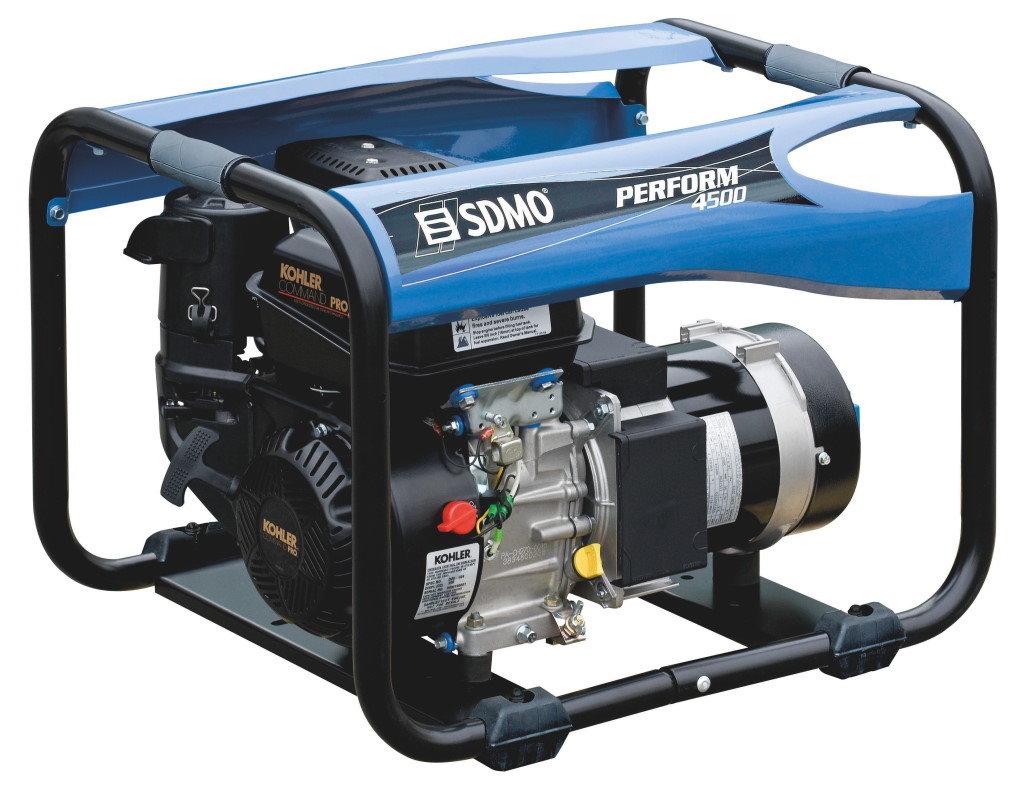 Бензиновый генератор Sdmo
