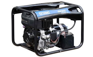 ��������� ��������� Sdmo Diesel 6500 te