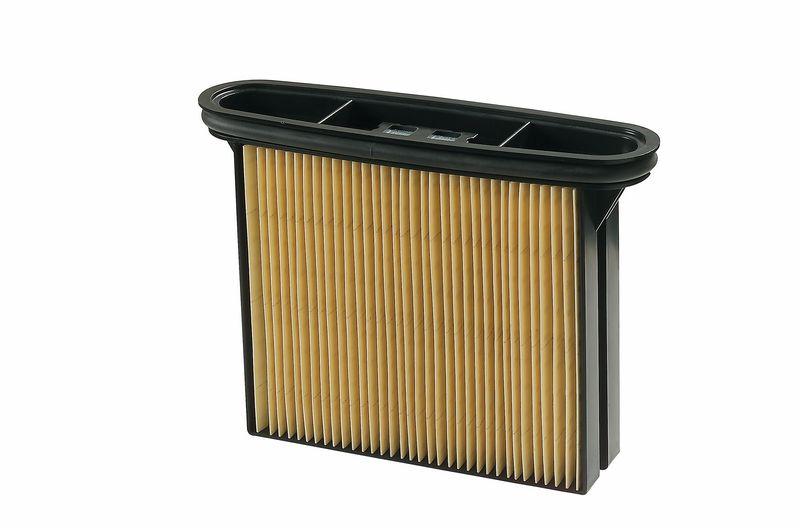 Фильтр Bosch Для пылесоса gas 25, складчатый