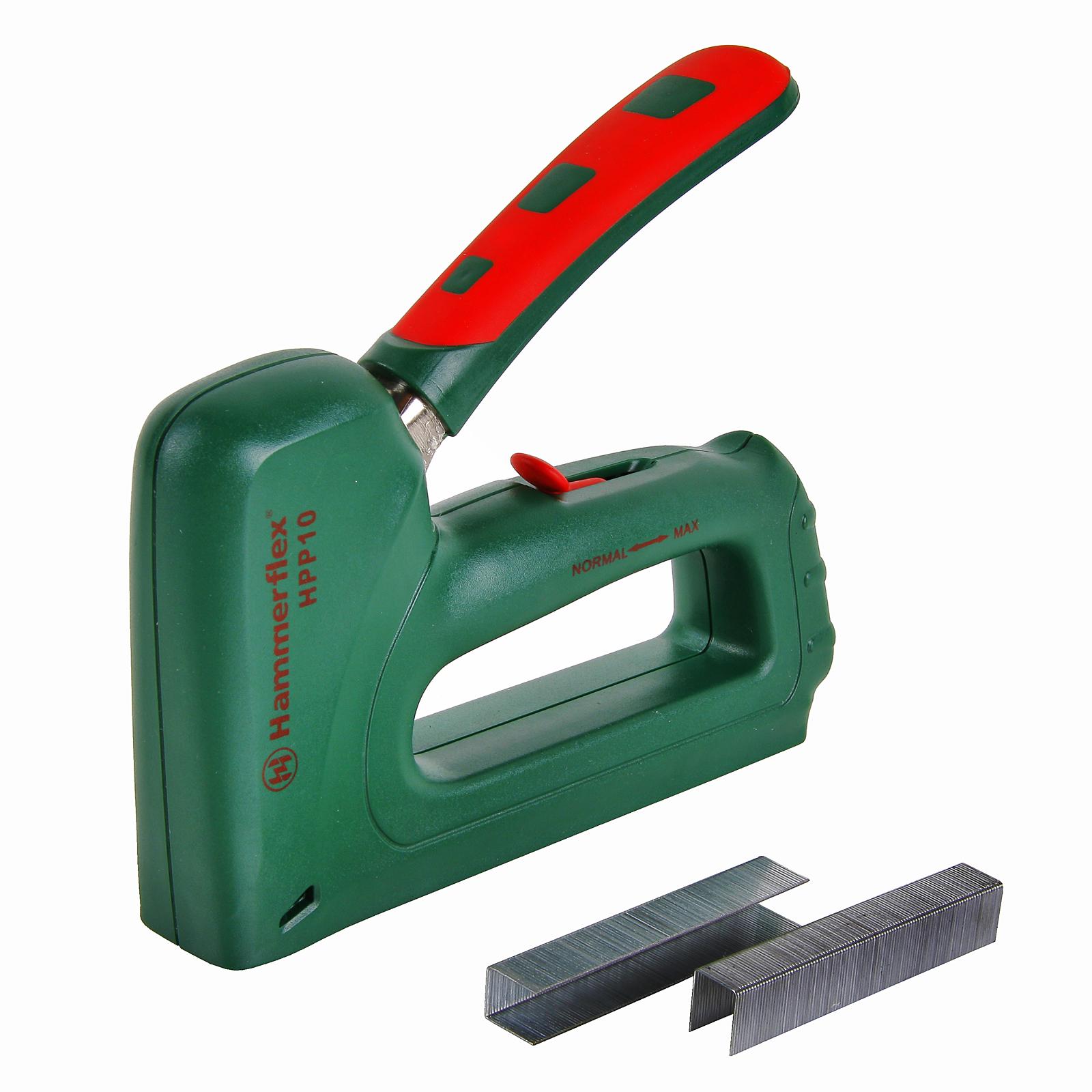 Степлер механический Hammer Hpp10
