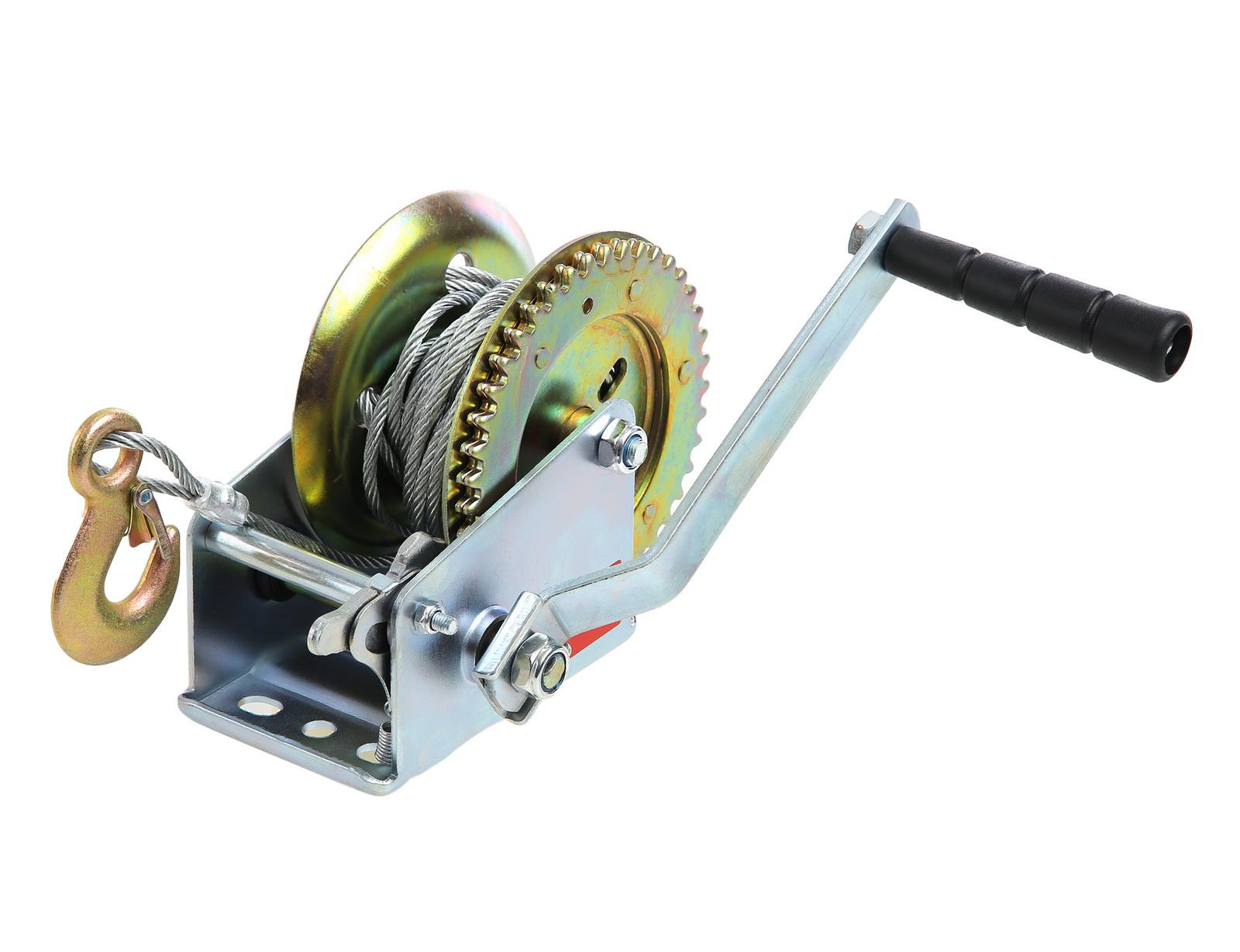 Лебедка механическая Skrab