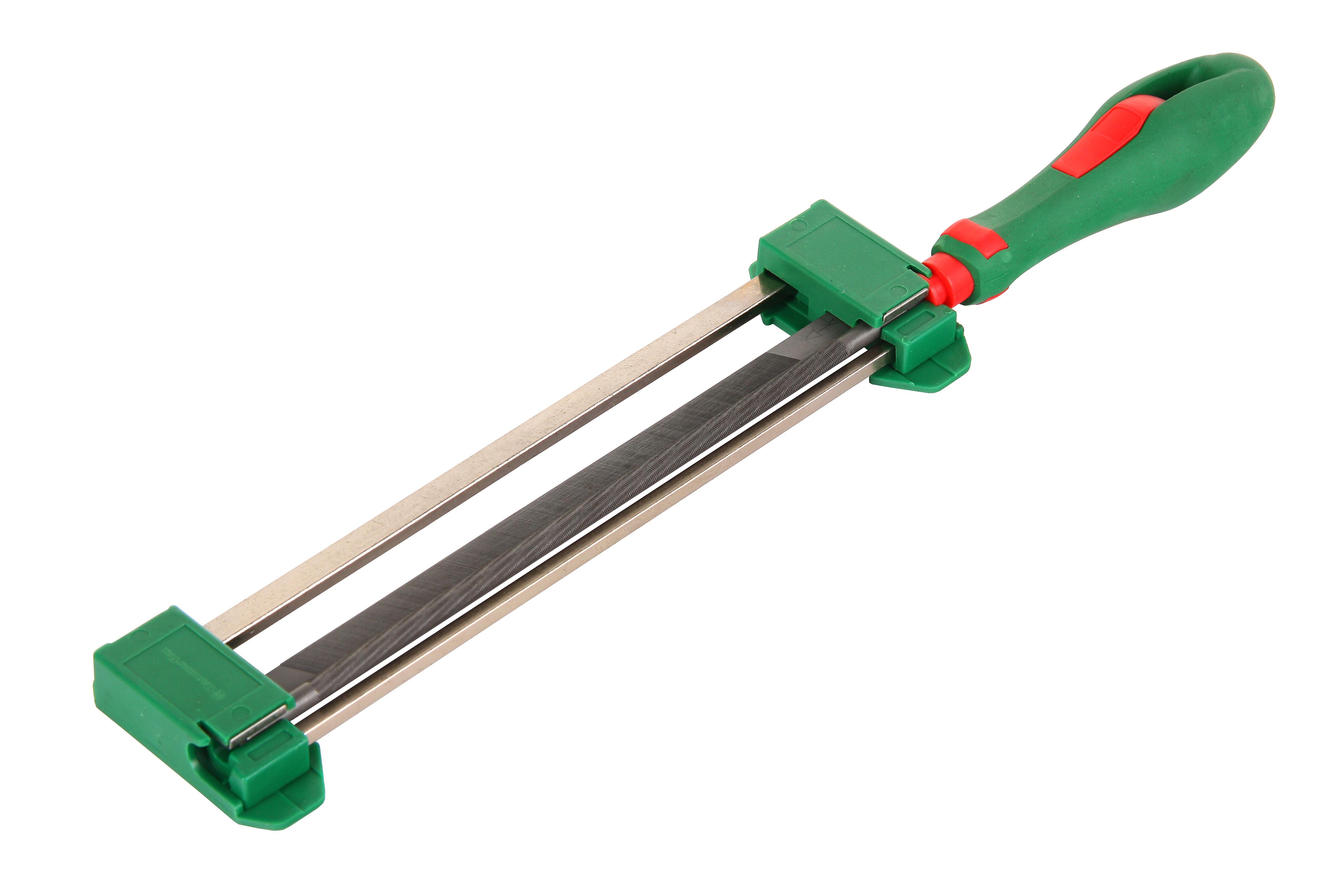 Набор HammerНапильники<br>Материал: металл,<br>Форма напильника: круглый,<br>Тип напильника по насечке: личной,<br>Рашпиль: есть,<br>Набор: есть,<br>Страна происхождения: Китай,<br>Название на английском: All-in-one chain saw file guide Hammer Flex 401-101 № 1  diameter 5,2мм<br>