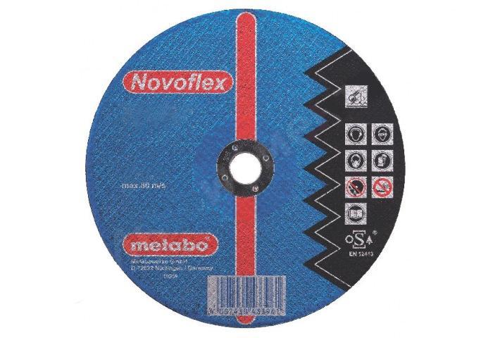 Фото 2/2 Novoflex 230 Х 3.0 Х 22 вогнутый, Круг отрезной