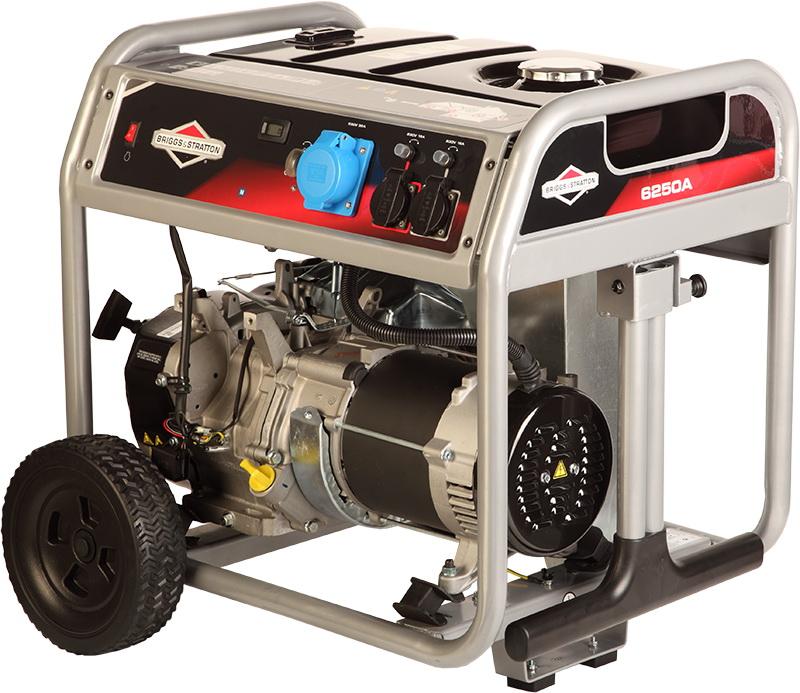 Бензиновый генератор Briggs & stratton