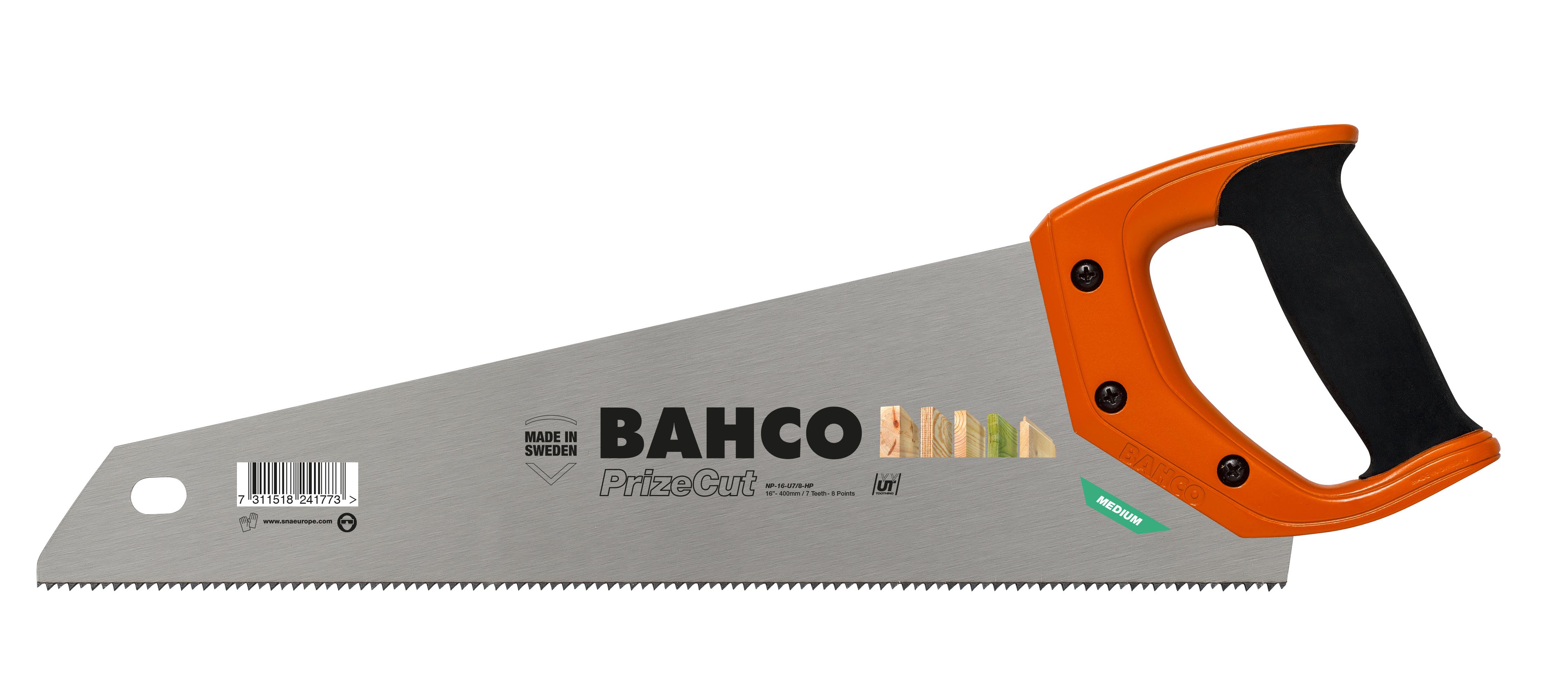 Ножовка по дереву Bahco