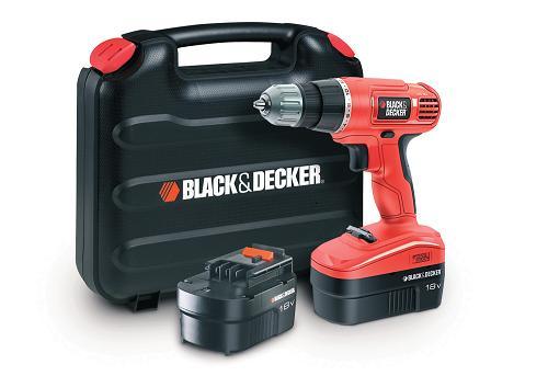 ����� �������������� Black & decker Epc18cabk