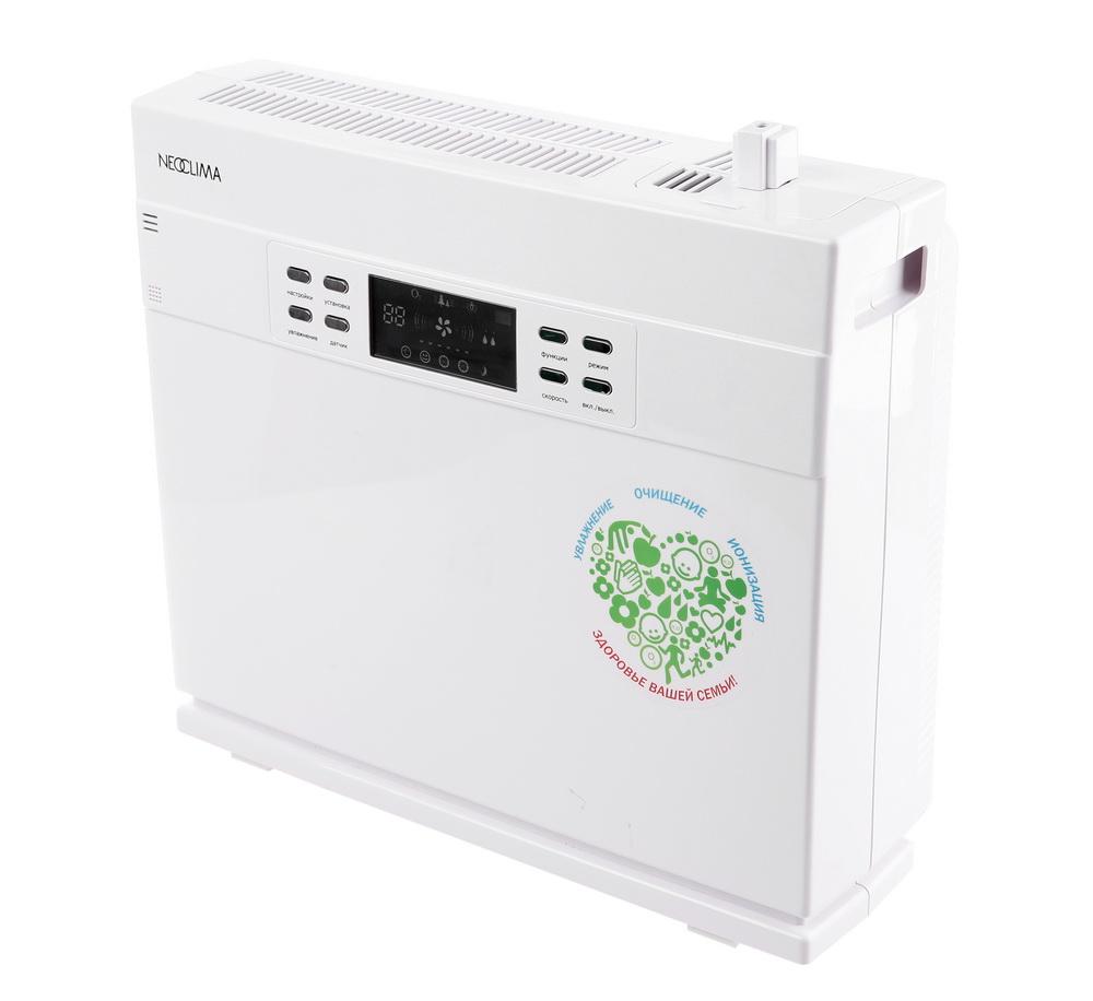 Neoclima Ncc-868 воздухоочиститель, белый