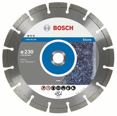 Круг алмазный BOSCH Standard for Stone  150 Х 22 сегмент