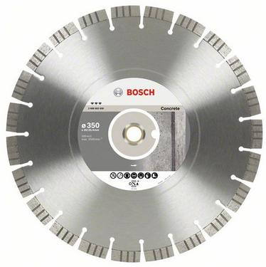 Круг алмазный BOSCH Best for Concrete  400 Х 20/25.4 сегмент