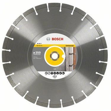 Круг алмазный BOSCH Expert for Universal  400 Х 20/25.4 сегмент