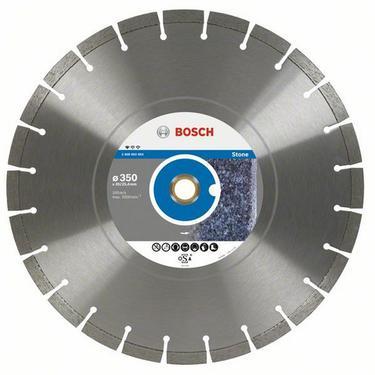 Круг алмазный BOSCH Standard for Stone  350 Х 20/25.4 сегмент
