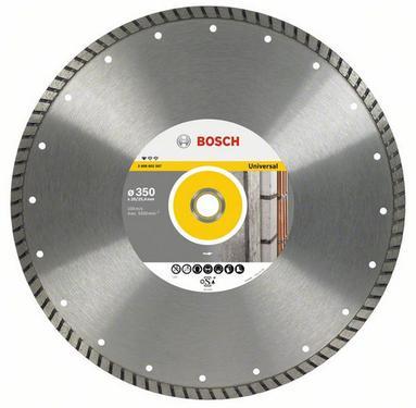 Круг алмазный BOSCH Standard for Universal Turbo  350 Х 20/25.4 турбо
