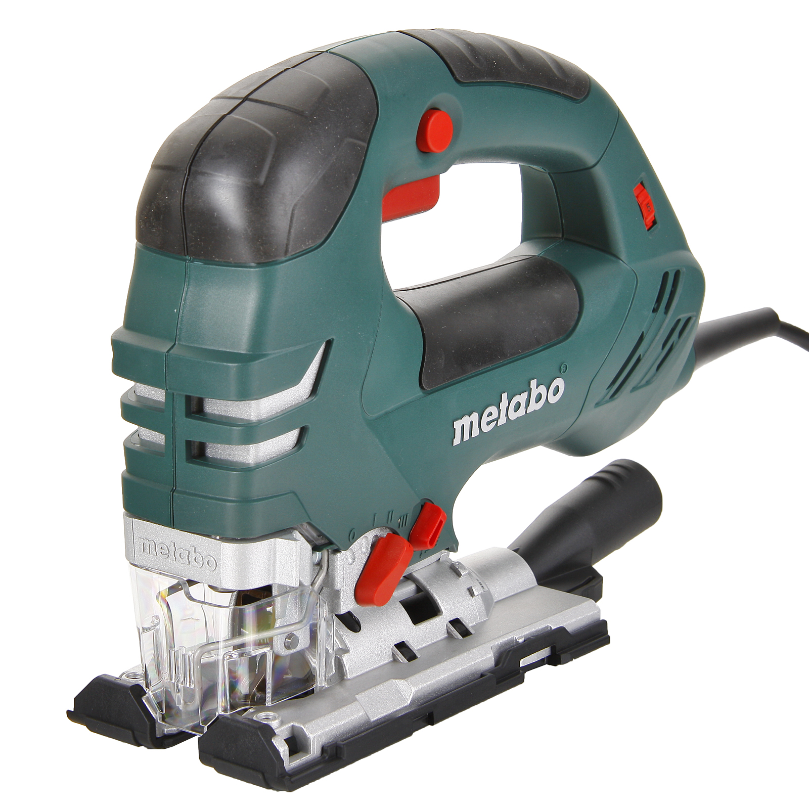 Лобзик Metabo Steb 140 plus в кейсе