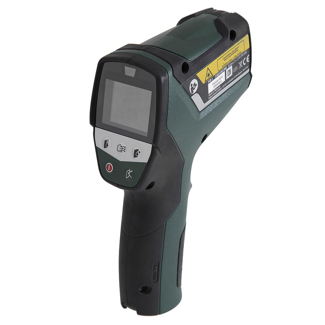 Фото 8/8 PTD 1, Термодетектор ( пирометр ) для измерения влажности и температуры