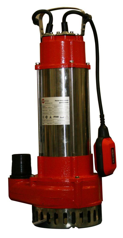 Погружной дренажный насос Quattro elementiНасосы<br>Тип насоса: погружной,<br>Конструкция насоса: дренажный,<br>Центробежный: есть,<br>Назначение по воде: фекальные воды,<br>Макс. производительность по воде: 27000,<br>Макс. высота: 18,<br>Допустимый диаметр твердых частиц: 20,<br>Мощность: 1500,<br>Поплавок: внешний,<br>Эжектор: нет,<br>Диаметр на выходе (в дюймах): 2,<br>Материал корпуса: чугун,<br>Вес нетто: 26<br>