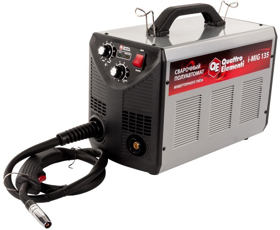 Сварочный полуавтомат Quattro elementi I-mig 135 инверторный