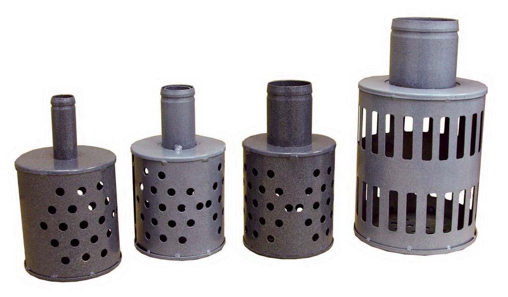 Фильтр всасывающий для мотопомпы ChampionКомплектующие для мотопомп<br>Тип: фильтр всасывающий<br>