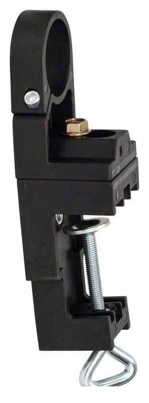 Держатель для дрели BoschПриспособления для электроинструмента<br>Тип: держатель,<br>Назначение: для дрели, шуруповерта<br>