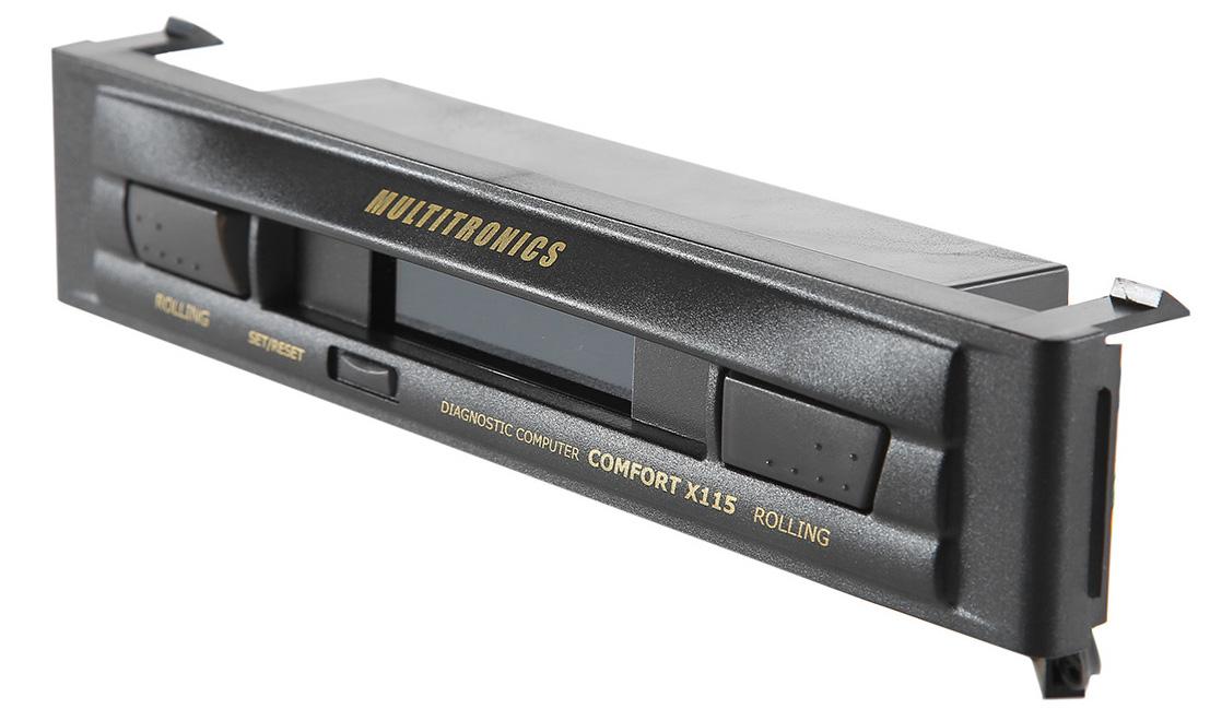 Бортовой компьютер Multitronics Comfort x115 28