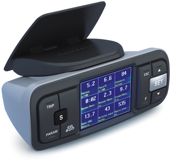 Бортовой компьютер Multitronics Vc731 36