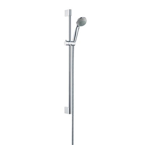 Гарнитур душевой Hansgrohe Crometta 85 1jet/unica'crometta set 27728000 27728000