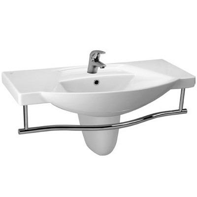 Раковина прямоугольная Ideal standardРаковины (умывальники)<br>Тип: раковина,<br>Назначение умывальника(раковины): для ванной,<br>Ширина: 850,<br>Глубина: 440,<br>Форма раковины: прямоугольная,<br>Цвет: белый,<br>Отверстие под смеситель: да,<br>Материал: керамика,<br>Тип установки раковины: врезной,<br>Перелив: есть,<br>Коллекция: motion<br>
