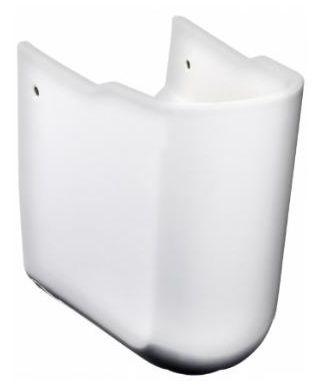 Полупьедестал Ideal standardРаковины (умывальники)<br>Тип: полупьедестал,<br>Назначение умывальника(раковины): для ванной,<br>Ширина: 195,<br>Глубина: 280,<br>Цвет: белый,<br>Отверстие под смеситель: нет,<br>Материал: керамика<br>