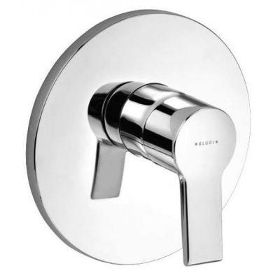 Смеситель для ванны KludiСмесители<br>Назначение смесителя: для душа,<br>Тип управления смесителя: однорычажный,<br>Цвет покрытия: хром,<br>Стиль смесителя: модерн,<br>Монтаж смесителя: вертикальный,<br>Тип установки смесителя: скрытая установка,<br>Материал смесителя: латунь,<br>Излив: традиционный,<br>Родина бренда: Германия<br>